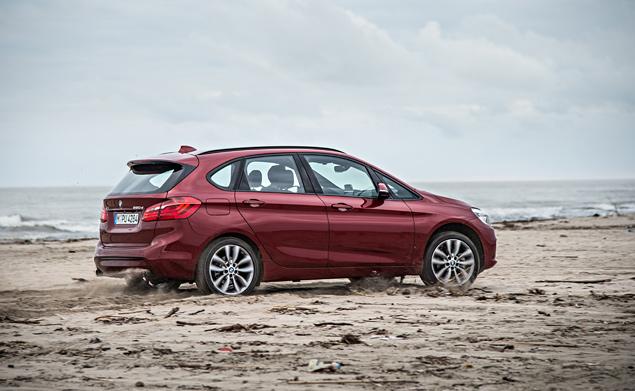 Как устроен новый полный привод BMW. Фото 5