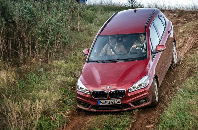 Как устроен новый полный привод BMW. Фото 7
