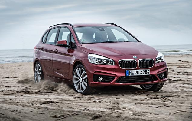 Как устроен новый полный привод BMW. Фото 10