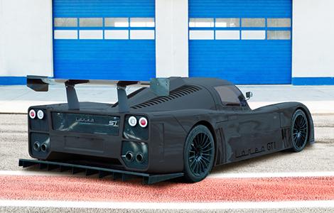Фирма Fahlke оснастила спорткар 7,2-литровой наддувной «восьмеркой»