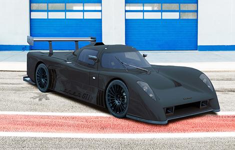 Фирма Fahlke оснастила спорткар 7,2-литровой наддувной «восьмеркой». Фото 1
