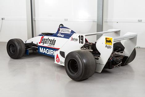 На машине TG183B бразилец набрал первые очки в Формуле-1