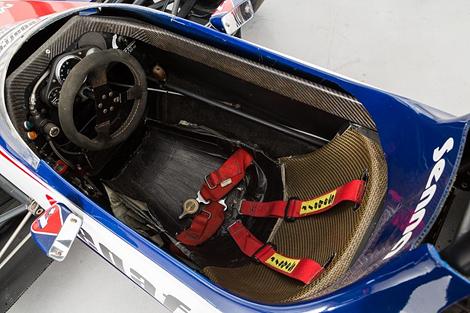 На машине TG183B бразилец набрал первые очки в Формуле-1. Фото 1