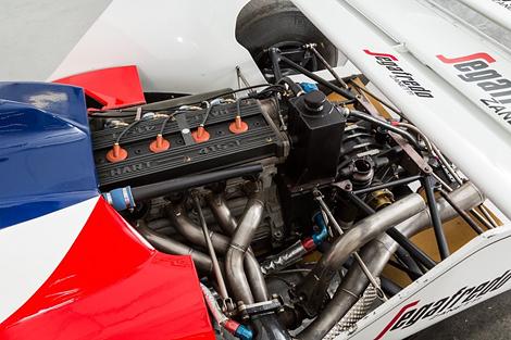 На машине TG183B бразилец набрал первые очки в Формуле-1. Фото 2