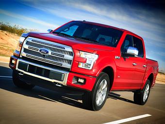 Ford подтвердил разработку гибридного пикапа