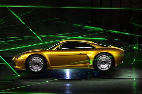 Две итальянские фирмы создали 610-сильный суперкар