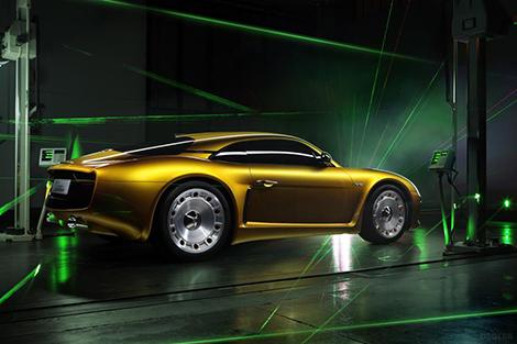 Две итальянские фирмы создали 610-сильный суперкар. Фото 1