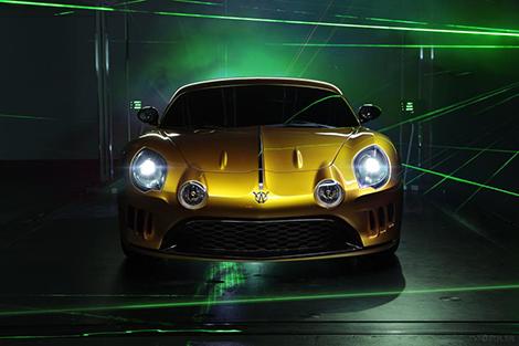 Две итальянские фирмы создали 610-сильный суперкар. Фото 2