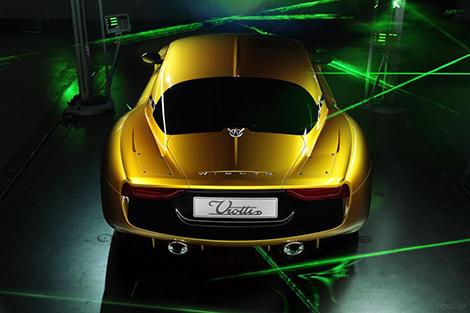 Две итальянские фирмы создали 610-сильный суперкар. Фото 3