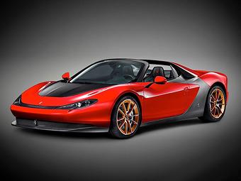 Ferrari представила серийный спорткар в честь Пининфарины