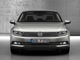 Volkswagen выпустит конкурента «пятерке» BMW