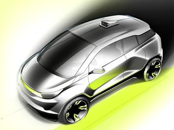 Швейцарцы создадут автомобиль с перемещающимся рулем