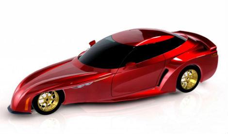 Компания DeltaWing разработает электромобиль за 15 тысяч долларов