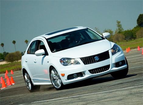 Региональные подразделения Suzuki сделали новые заказы на модели
