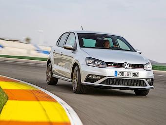 """Volkswagen откажется от """"экстремального"""" Polo"""
