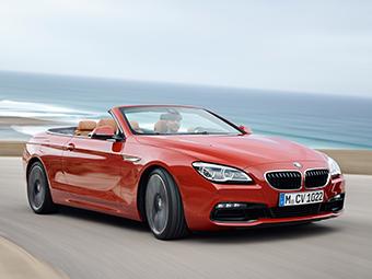 Семейство BMW 6-Series обновилось