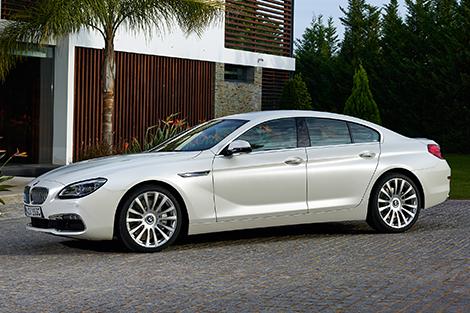 """Светодиодные фары стали базовыми для всех """"шестерок"""" BMW. Фото 1"""