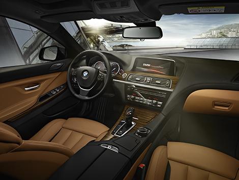 """Светодиодные фары стали базовыми для всех """"шестерок"""" BMW. Фото 2"""