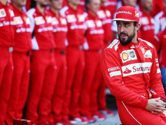 Фернандо Алонсо вернулся в команду McLaren