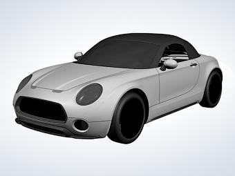 MINI запустит в серию конкурента Mazda MX-5
