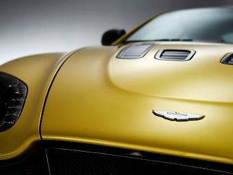 Aston Martin решил найти деньги на расширение модельного ряда