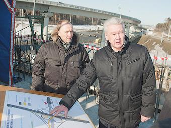 Собянин опроверг слухи о платном въезде в центр Москвы