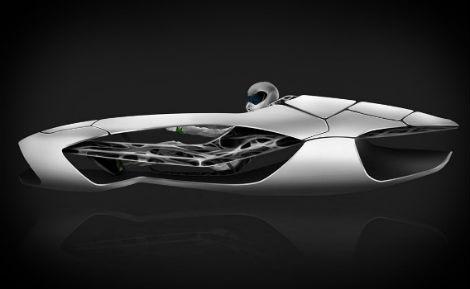 Компания EDAG привезет в Женеву сверхлегкий спортивный прототип