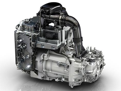 Французы создали компактный электромотор и двухтопливный турбодвигатель