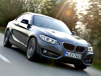 Купе BMW 2-Series получит трехцилиндровый мотор
