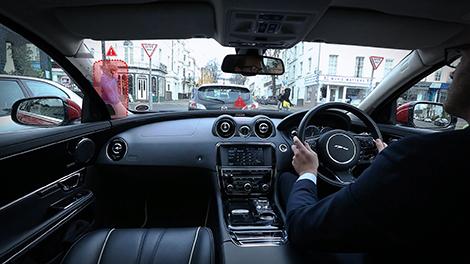 Британский производитель нашел способ улучшения обзорности автомобилей