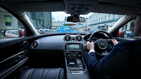 Британский производитель нашел способ улучшения обзорности автомобилей. Фото 1