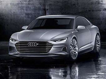 Компания Audi утвердила дизайн нового семейства A6