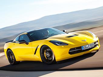 Новые модели Chevrolet сделают похожими на Corvette