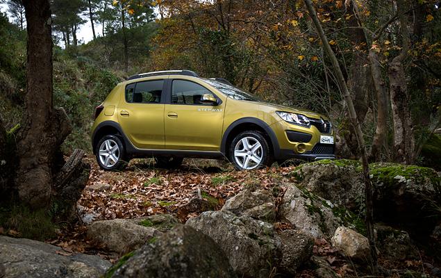 Тест нового Renault Sandero Stepway