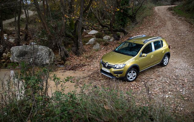 Тест нового Renault Sandero Stepway. Фото 3