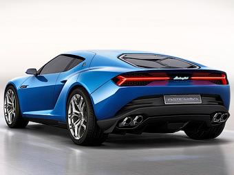 Lamborghini запустит в серию 910-сильный супергибрид