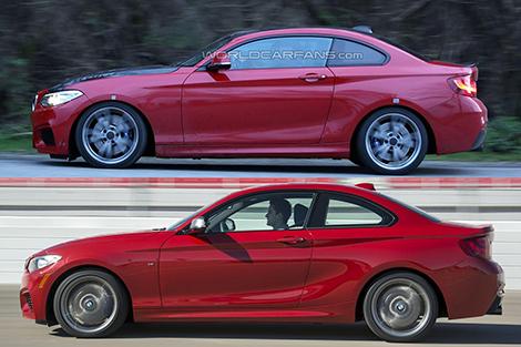 """На испытаниях замечен тестовый """"мул"""" новой модели BMW"""
