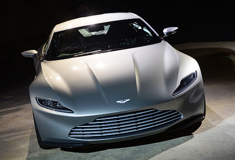 В Aston Martin рассказали о новой машине Джеймса Бонда