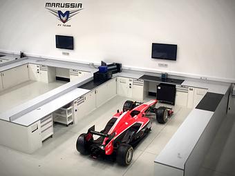 Началась распродажа имущества команды Marussia