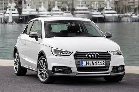 Компания Audi превратила хэтчбек A1 в «мини-allroad»