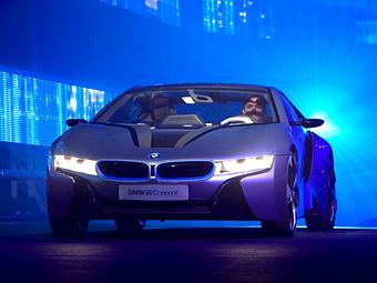 К эко-моделям BMW присоединится седан на базе «пятерки»