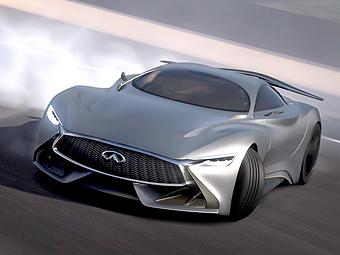 """Infiniti воплотила """"дух азиатов"""" в спорткаре для Gran Turismo"""