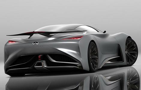 Представлен виртуальный концепт-кар для гоночного симулятора. Фото 2