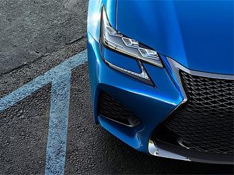 Lexus поделился первыми фотографиями самого мощного GS