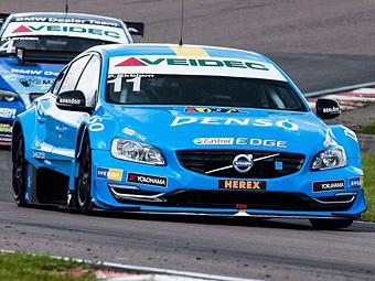 Компания Volvo решила отказаться от автоспорта