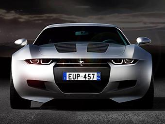 Основатель Fisker показал новый дизайн De Tomaso