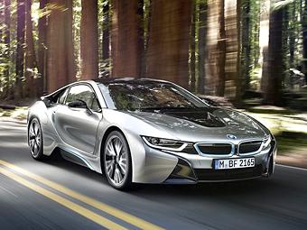 В BMW отменили премьеру водородного концепт-кара