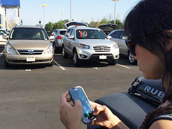 В США придумали приложение для распознавания автомобилей