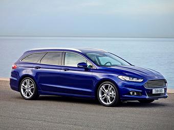 Шведский журнал обвинил Ford в занижении массы Mondeo