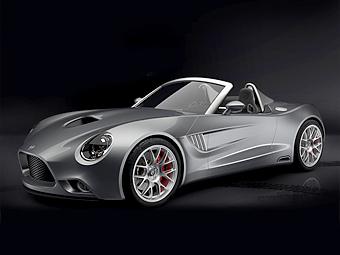 Итальянцы запустят в серию родстер в духе Shelby Cobra